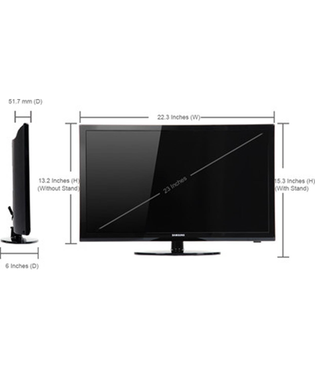 Samsung 58 Cm 23 Inch Hd Led Television Online In Nepal Samsung
