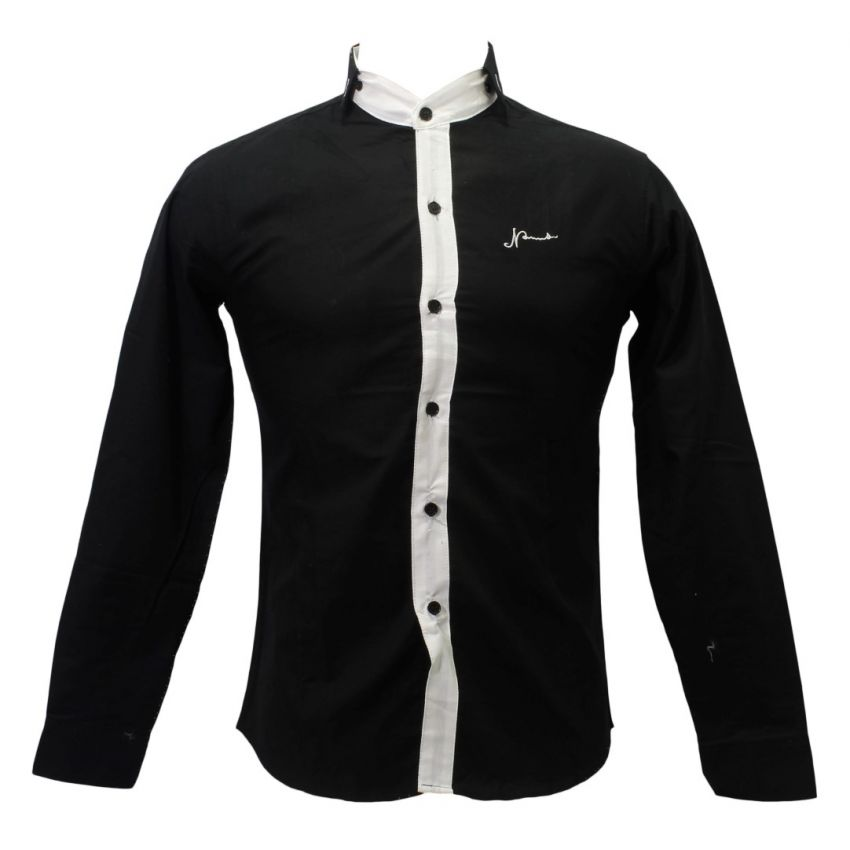 NORIS BLACK SHIRT FOR MEN'S