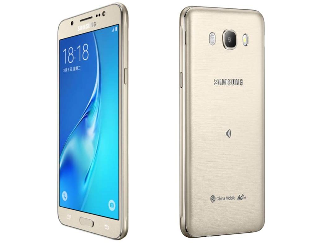 SAMSUNG J5 2016 EDITION (J510F)  16 GB / 2GB RAM/13MP CAMERA