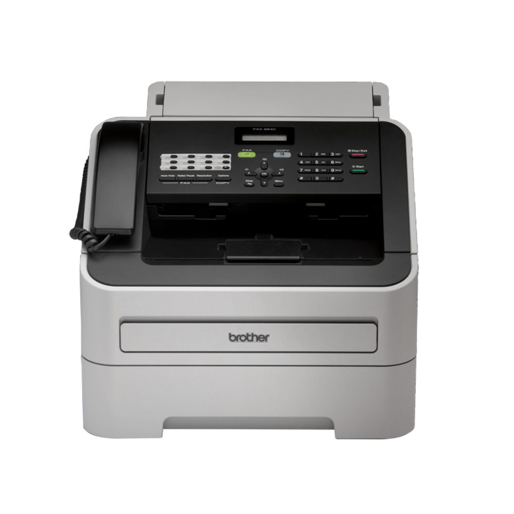 Buy Brother Monochrome Laser Fax Machine Fax 2840 Price