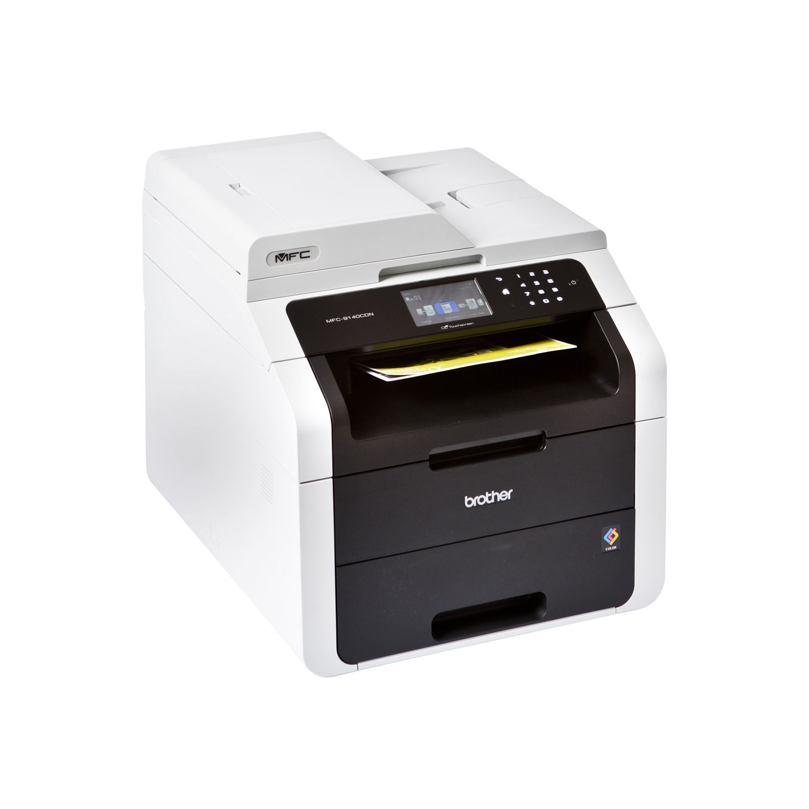 scan to pdf is cut off brother printer