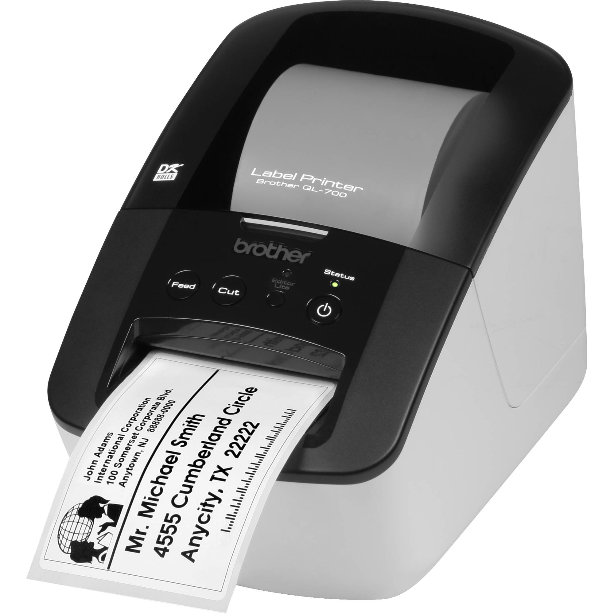 Buy Brother Label Sticker Barcode Printer Online In Nepal